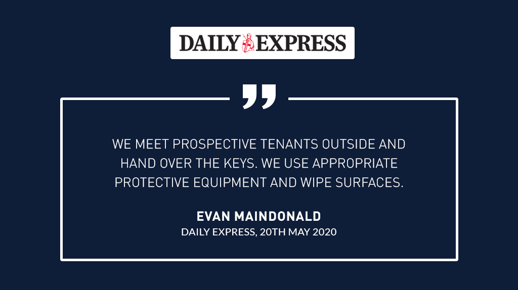 Evan quote - Daily Express