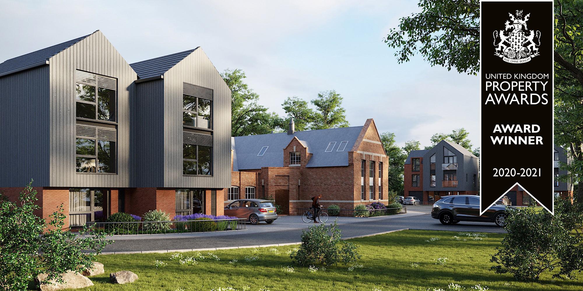 award winning new build homes in Gloucester