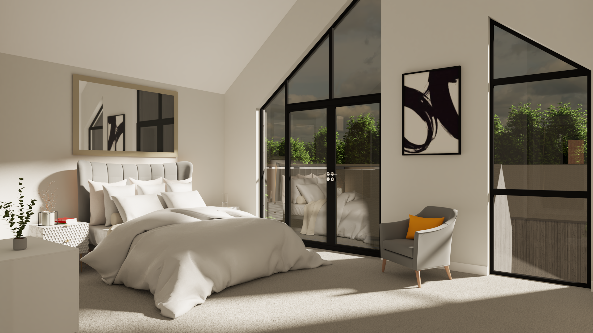 Bedroom CGI V6 – Selected
