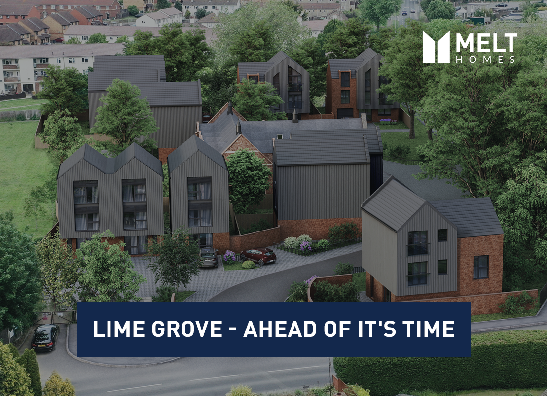 Lime Grove - Ahead of it's Time