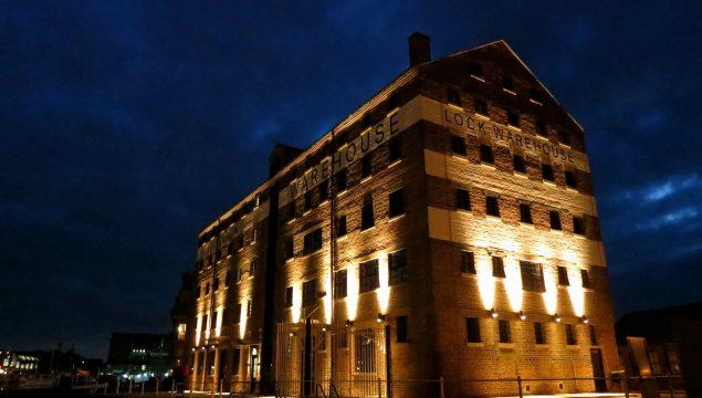 Lock Warehouse lighting 15.02.13 - 10
